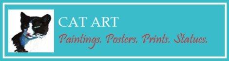 cat art banner
