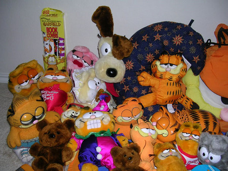 Detail Garfield Collection2