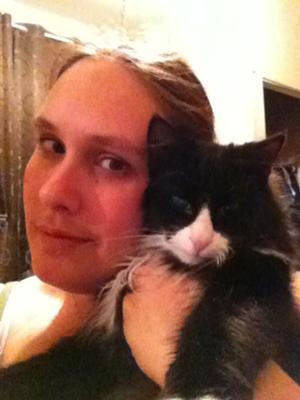 Oreo and I