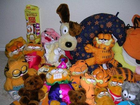 Detail Garfield Collection2