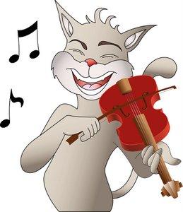 cat song singing cat