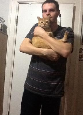 Garfield's daddy's boy